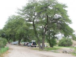 Oak Flat Campground